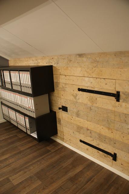 Vloer kantoor vinyl