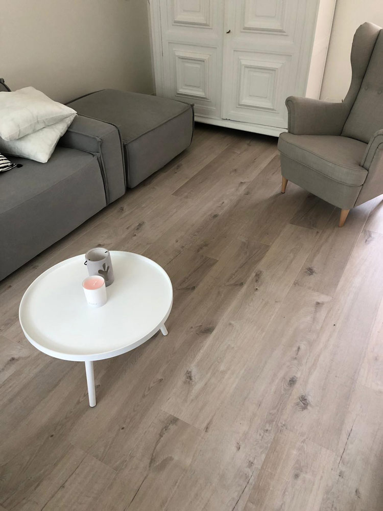 PVC vloeren houtlook