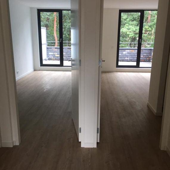 pvc vloer slaapkamer houtlook Nunspeet